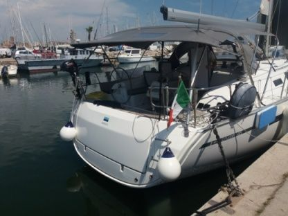 Charter Sailboat Bavaria Cruiser 46 Nettuno