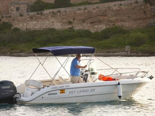 SESSA MARINE Sessa 20 in Port Mahon, Baléares for hire