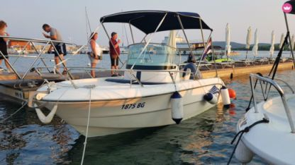 Rental Motorboat Primus Marine Fisher 20 Turanj