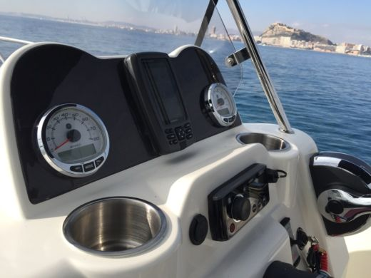 Quicksilver 605 Open en Alicante
