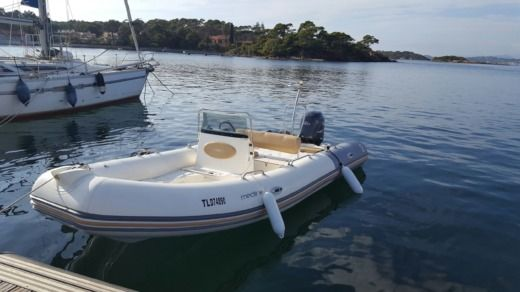 Location Semi-rigide Zodiac Medline Ll Hyères