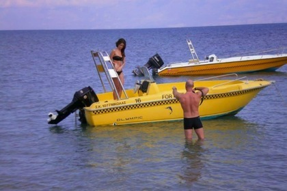 Hire Motorboat Olympic 16 500 Corfu
