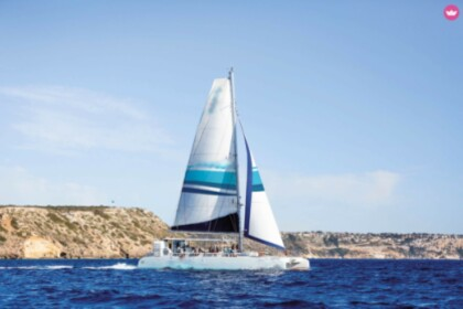 Rental Catamaran Drassanes Dalmau one off a kind S'Arenal