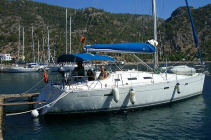 Hire Sailboat Beneteau Oceanis 393 Marmaris