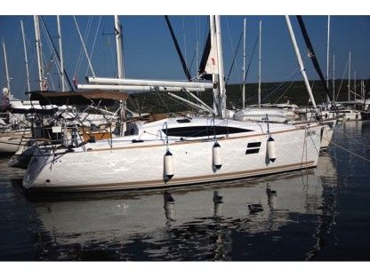 Charter Sailboat  Elan 35 Impression  Punat