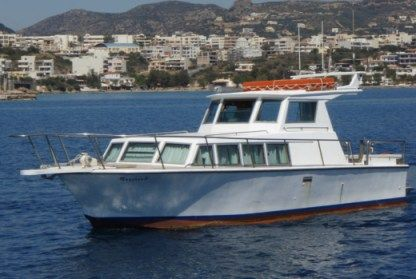 Charter Motorboat Tailor Made Motorboat Agios Nikolaos