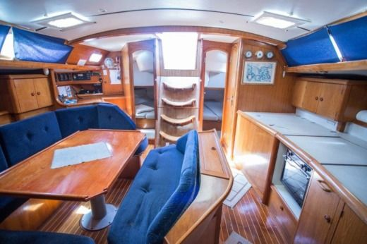 Jeanneau Sun Odyssey 45.1 in Bar for hire
