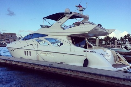 Hire Motorboat AZIMUT 55 Miami Beach