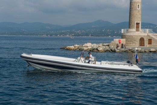 Rental rIB in Saint-Tropez