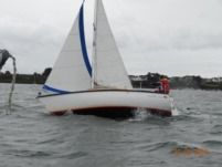 Location Voilier Beneteau First 22 Auray