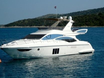 Charter Motorboat Azimut 58 Fly Marbella