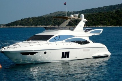 Rental Motorboat AZIMUT 58 FLY Marbella