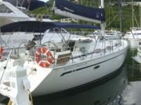 Sailboat Bavaria 42