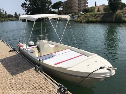 Rental Motorboat Selva Pike 6Xs Cannes