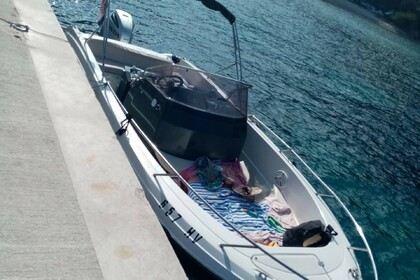 Miete Motorboot Norway Atlantic 7.20 Open! Hvar