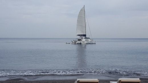 Catamaran Lagoon 500 for rental