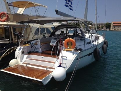 Charter Sailboat Bavaria Cruiser 51 Rhodes