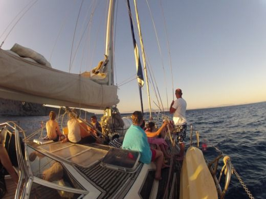 Charter Sailboat Atlantic 58 Feet Athens