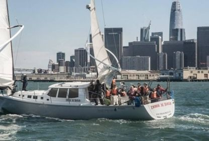 Charter Sailboat 22 Meter Wyliecat Sailboat Wylie 65 San Francisco