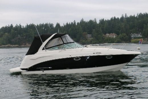 Motorboat Chaparall 290 for hire