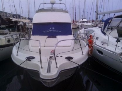 Charter Motorboat Starfisher 10.60 Blanes