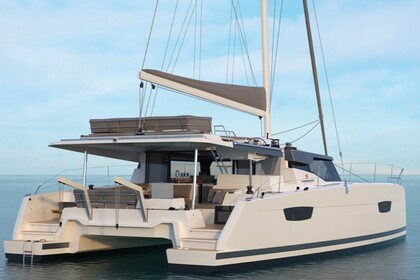 Rental Catamaran Fountaine Pajot Elba 45 with watermaker & A/C - PLUS Saint Thomas
