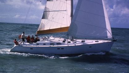 Rental Sailboat  Oceanis 473 Vlichada