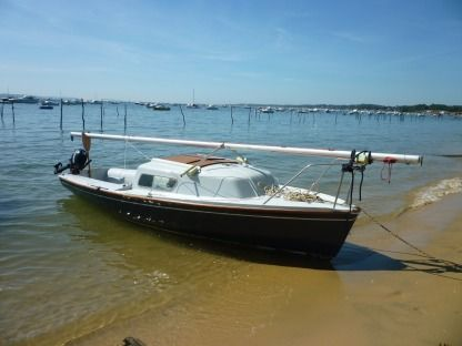 Rental Sailboat Lanaverre 590 Le Teich