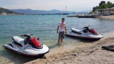 Jet ski Yamaha Vx Sport for rental
