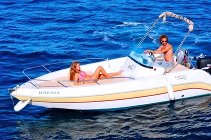 Rental Motorboat Aquamar Ericusa 550 Paxi
