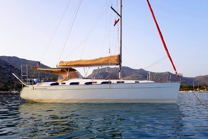 Charter Sailboat Beneteau Cyclades 43,4 Bodrum