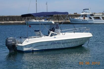 Hire Motorboat Bluline 550 Pantelleria