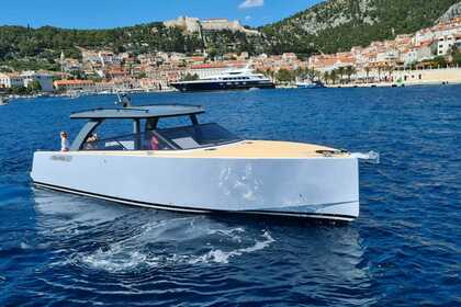 Charter Motorboat Colnago 45 Hard Top Hvar