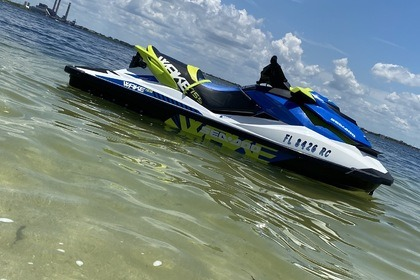 Location Jet-ski Seadoo Wake 155 2016 Clearwater