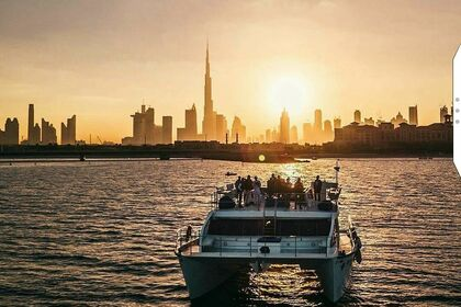 Location Catamaran JPS Yacht-Catamaran Dubaï