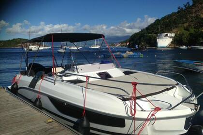 Hire Motorboat BENETEAU Flyer 7.7 Sun deck Pointe-a-Pitre