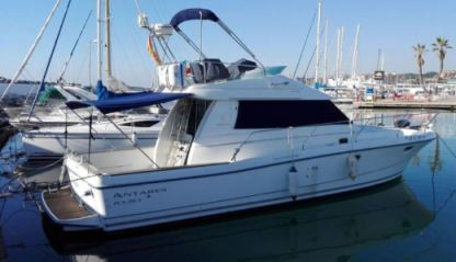 Miete Motorboot Beneteau Antares 10.80 Bocca di Magra