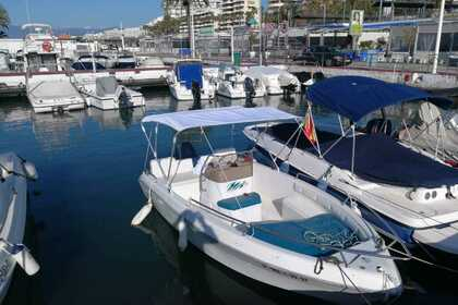 Rental Motorboat Sessa Marine Key Largo 16 Marbella