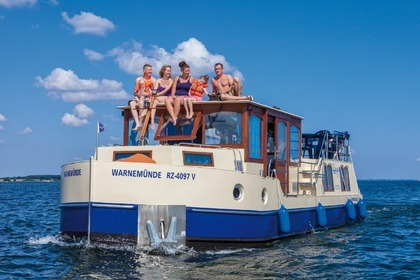 Hire Houseboat Kormroan 1140 Rechlin