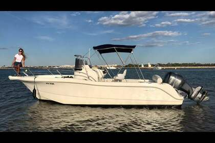Hire Motorboat **PROMOS ** SESSA 10 PLACES KEY LARGO Carnon