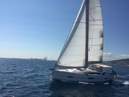 Charter Sailboat Dufour 412 Grand Large Mallorca