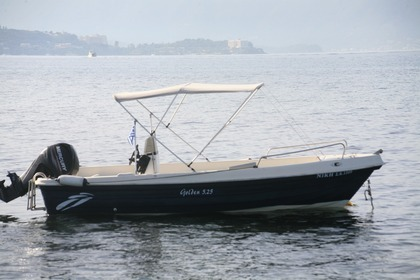 Hire Motorboat Man 5,25 Corfu