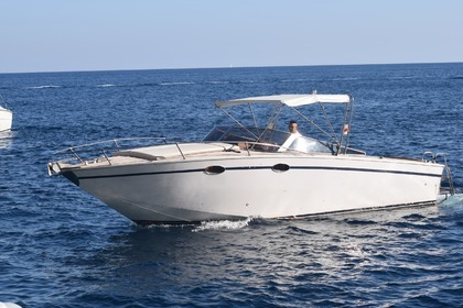 Charter Motorboat Ghibli 30 Vico Equense