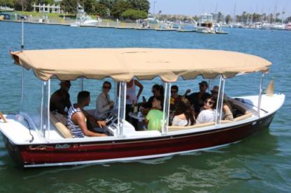 Charter Motorboat Electric Duffy Boat Riviera Beach