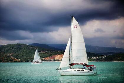 Hire Sailboat Freedom 30 Ko Samui District