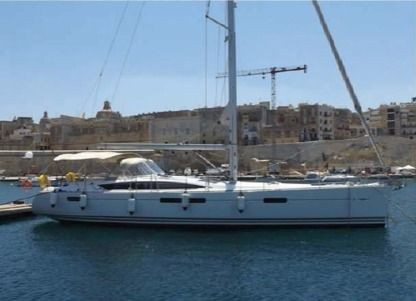 Rental Sailboat Jeanneau 53 Malta