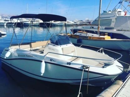 Rental Motorboat Quicksilver Open 505 Altea
