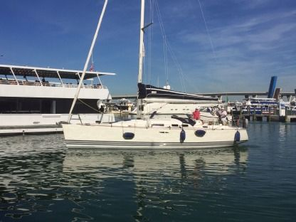 Charter Sailboat X Yacht X37 Miami