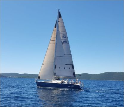 Charter Sailboat First 36.7 Ancona