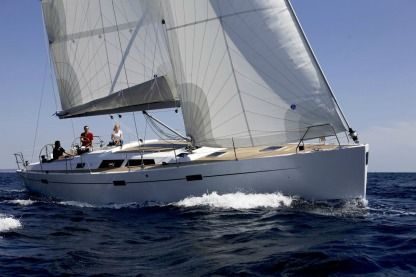 Rental Sailboat Hanse 470 Kos